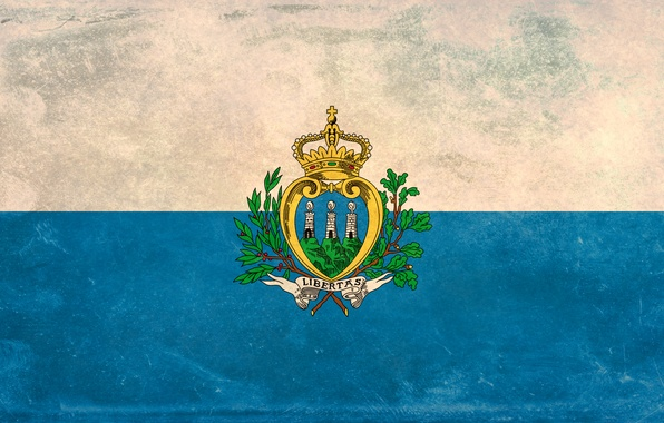 Картинка текстура, флаг, San Marino, Сан-Марино