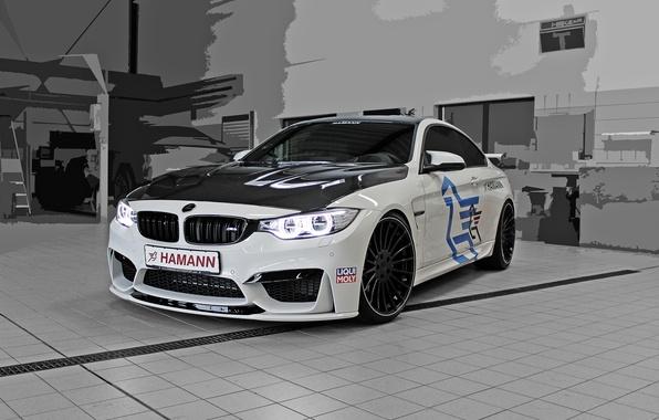 Картинка бмв, BMW, Hamann, Coupe, F82