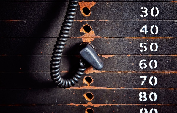Картинка metal, numbers, gym, rust, weight