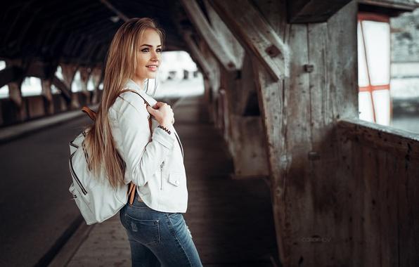 Картинка Girl, Model, Beauty, View, Nice, Zurich, Mary Jane, Portait, Gorokhov