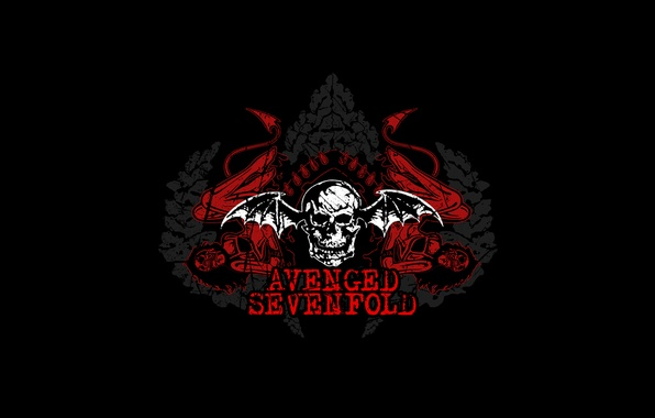 Картинка rock, рок, avenged sevenfold, a7x, hard rock, heavy metal