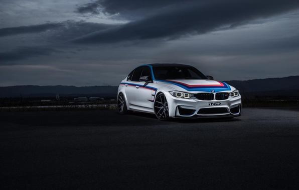 Картинка BMW, Dark, German, Car, Carbon, Front, F80, SS Customs