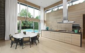 Картинка pool, villa, luxury, living space