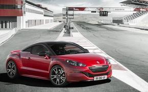 Картинка Peugeot, RCZ, 2014