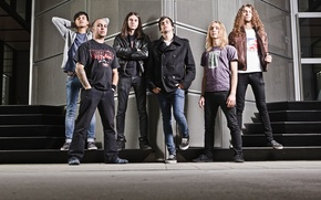 Обои группа, melodic death metal, Dreamshade, мелодичный дэт метал