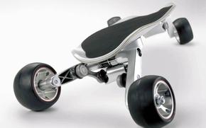 Обои BMW, Skateboard, StreetCarver