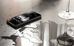 Картинка sony, xperia, mobile