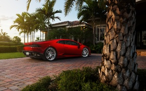 Обои Lamborghini, Huracan, Lamborghini Huracan