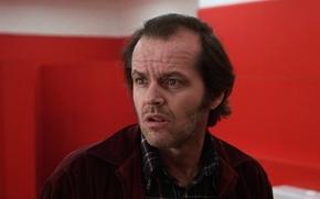 Картинка Jack Nicholson, Джек Николсон, Сияние, The Shining