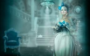 Картинка золушка, Cinderella at Midnight