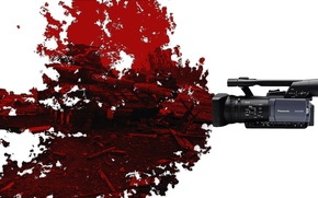 Картинка Война, Кровь, Камера, Танки, Пропаганда