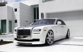 Картинка Rolls-Royce, Ghost, Vorsteiner