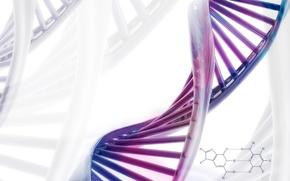 Картинка наука, ДНК, формула