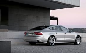Обои A7 Quattro, Wallpaper, auto, Audi