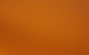 Обои пустыня, текстура, фон, песок