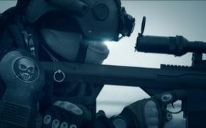 Картинка game, ghost, sniper