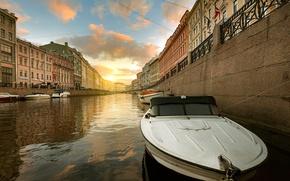 Картинка река, Мойка, Санкт-Петербург