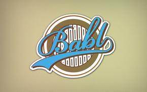 Картинка логотип, babl, бабл