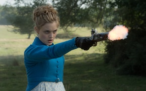 Обои предубеждение и зомби, Pride and Prejudice and Zombies, Гордость, Bella Heathcote