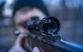 Картинка макро, оружие, винтовка