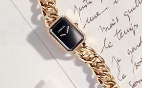 Картинка стиль, часы, бренд, chanel