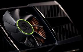 Картинка nVidia, GeForce, Видеокарта, GTX 590