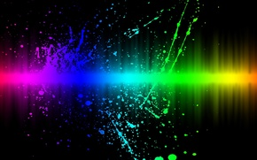 Обои цвета, текстура, background, игра света
