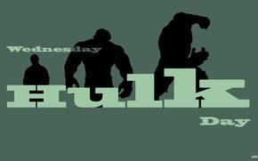 Картинка фон, день, Hulk, халк, среда, wednesday