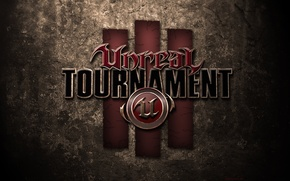 Картинка logo, unreal, tournament