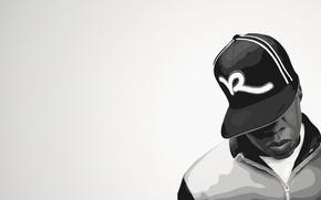 Обои music, hip-hop, rap, Jay-z, roca-wear