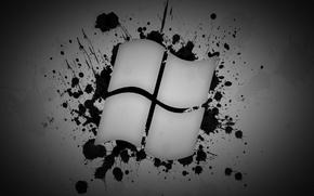 Картинка windows, microsoft, Logo