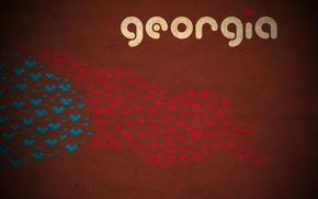 Картинка Georgia, Единая Грузия, საქართველო