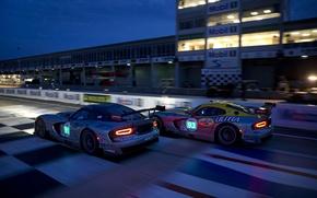 Картинка гонки, Dodge Viper, race, 2013, Le Mans 24