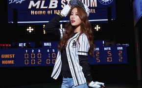 Картинка девушка, музыка, азиатка, Южная Корея, k-pop, Suzy, Miss A