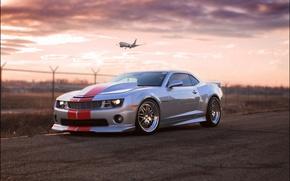 Картинка Chevrolet, Camaro, Wheel, DE3S
