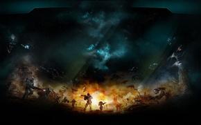 Картинка Sony Online Entertainment, Иннова, Innova, 4game, Planetside 2, онлайн игры