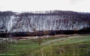Картинка природа, Украина, Зима и весна