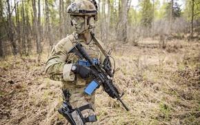 Картинка оружие, солдат, Alaska Air National Guard