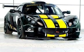 Обои машина, Lotus, Exige S GT Special Edition