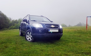Картинка Chevrolet, 4x4, Bulgaria, Captiva
