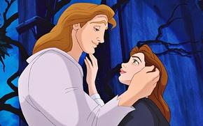 Картинка Belle, Beauty and The Beast, Prince Adam