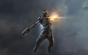 Картинка BioWare, Game, Electronic Arts, Mass Effect: Andromeda
