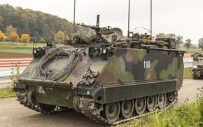 Картинка бронетранспортёр, Pz 63, (БТР), M113