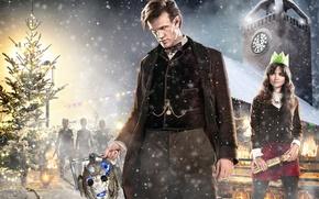 Картинка Doctor who, bbc, доктор кто, одиннадцатый доктор, the eleventh doctor