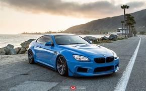 Картинка BMW, Design, Road, Widebody, 650i, Prior, Bimmerfest, Vossen Forged, Project - The