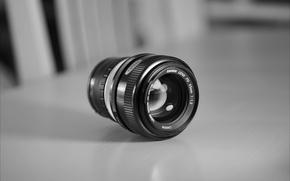 Картинка Canon, reflection, lens, shadow