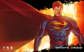Картинка Superman, Infinite Crisis, MOBA, Turbine