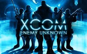 Картинка стратегия, UFO, XCOM, римейк