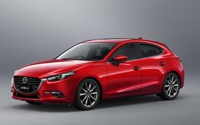 Картинка фон, Mazda 3, мазда, Hatchback