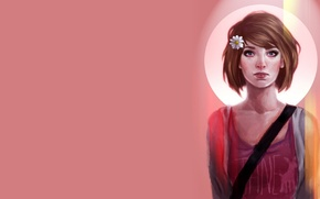 Картинка Арт, Art, Max, Price, Хлоя, Chloe, Макс, Life Is Strange, Caulfield, Колфилд, Прайс